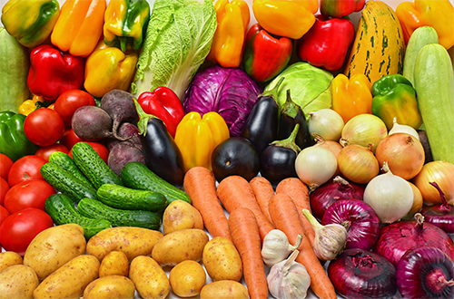 More Vegetables into Your Diet