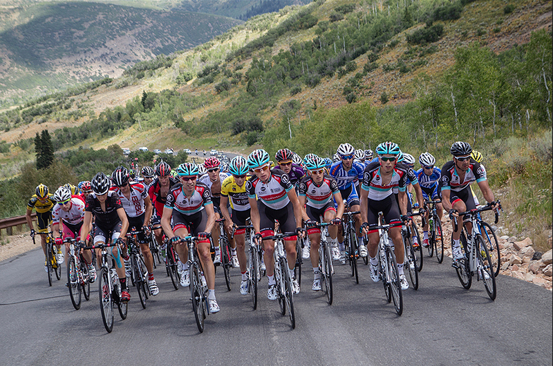 Tour of Utah Cycling Event