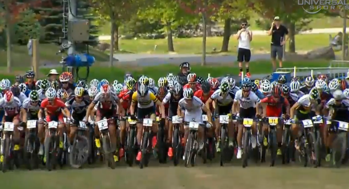 Replays of the women's and men's Cross-Country World Cup races from Windham.