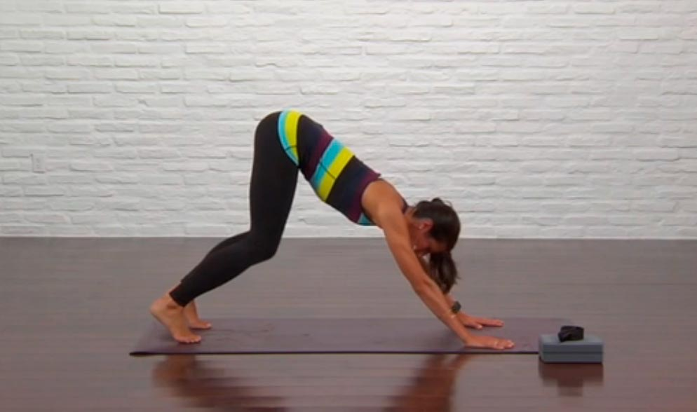 Core Yoga for Runners