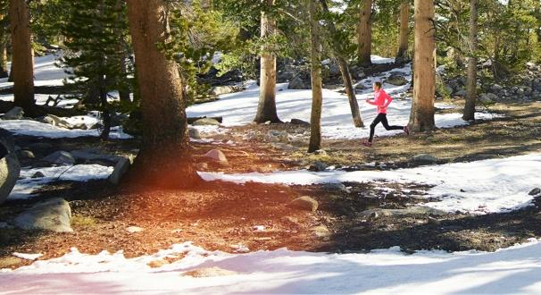 North Face Winter Running Gear