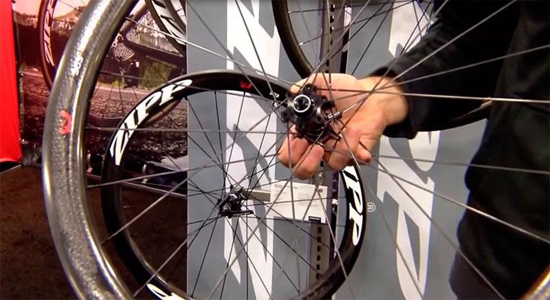 Zipp 303 Disk Wheels