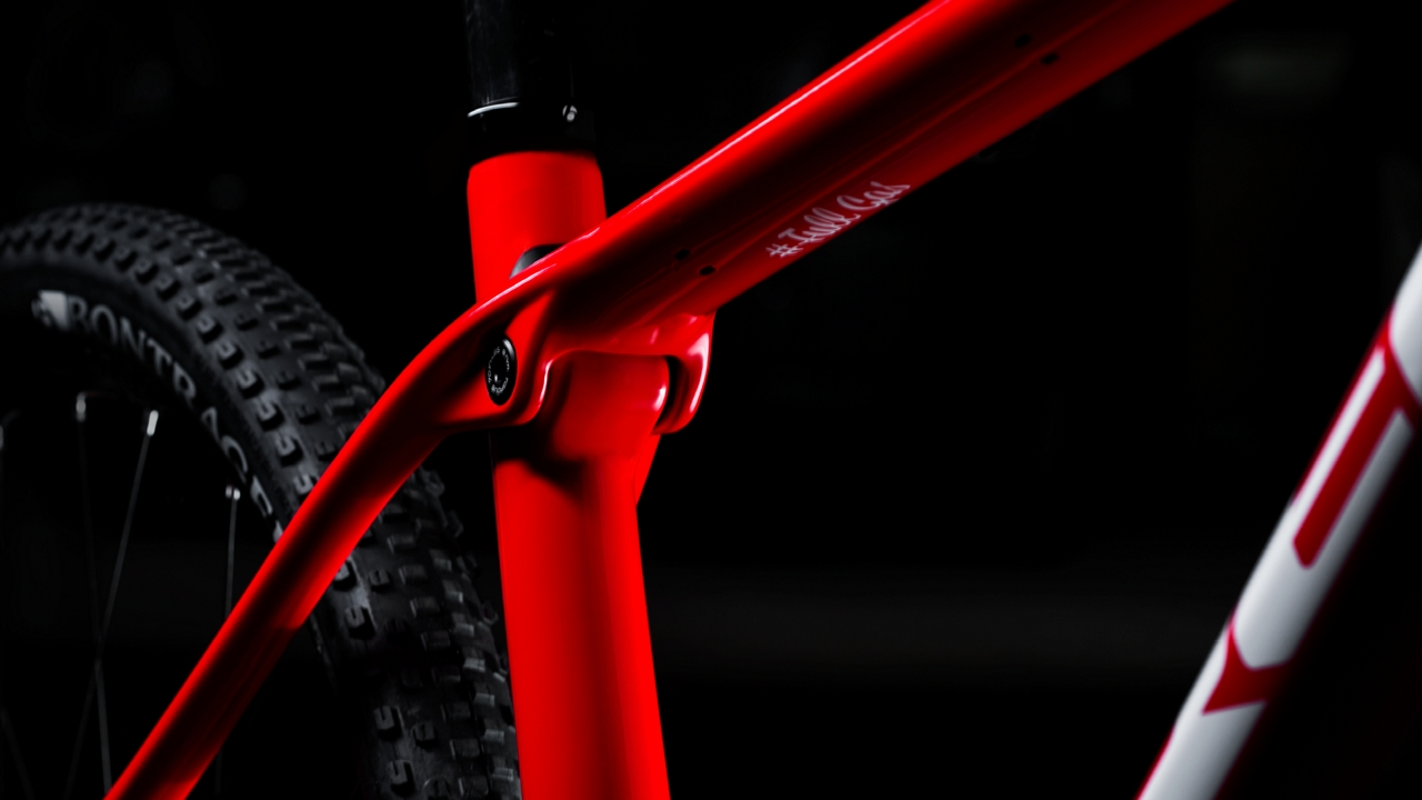 The IsoSpeed decoupler separates the seat tube from the top tube, allowing for up to 11mm of compliance.