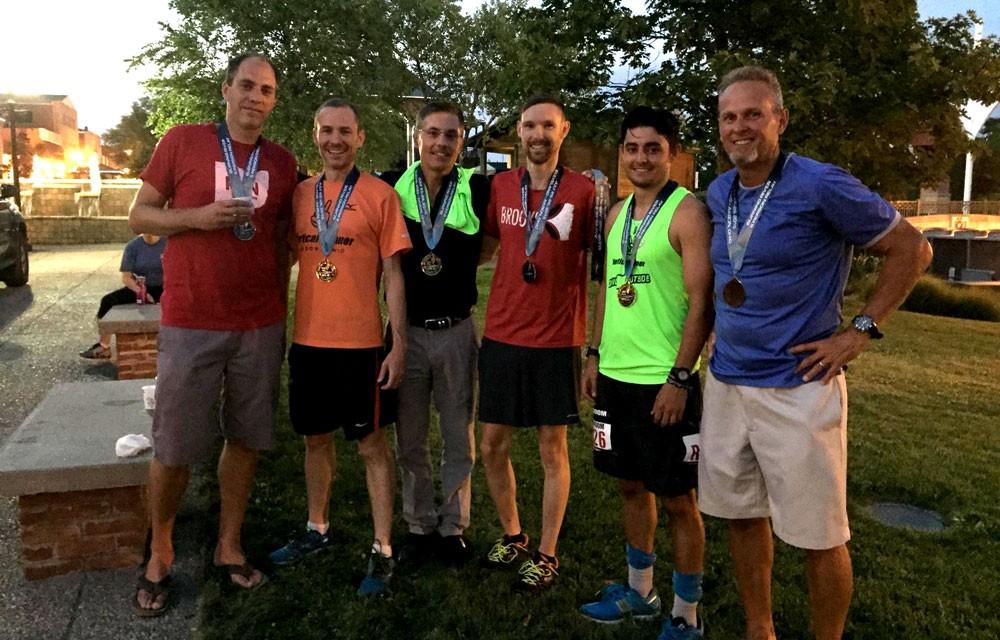 Team Vertical Runner / Ohio Outisde