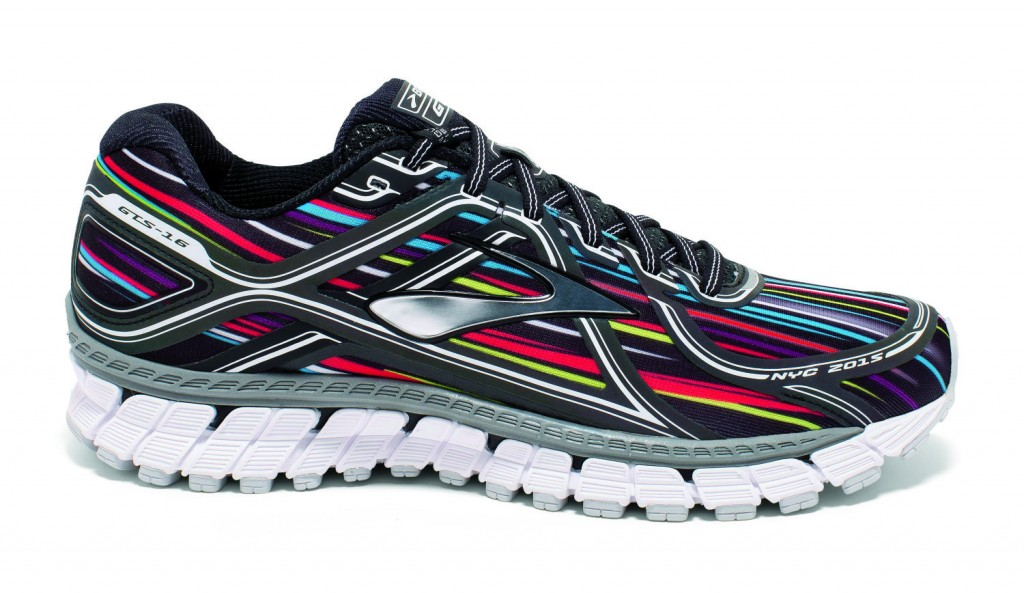 Brooks Running Company Introduces