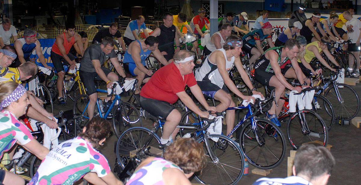 Excel Indoor Cycling