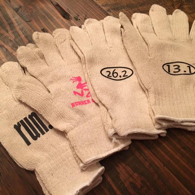 Cotton Running Gloves
