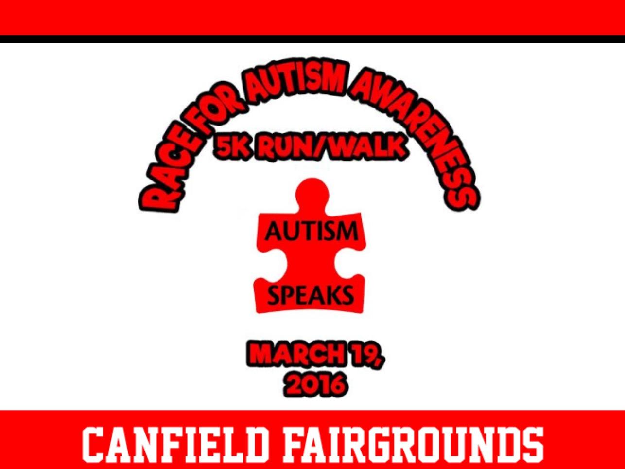 Race For Autism Awareness 5k Runwalk Ohio Outside