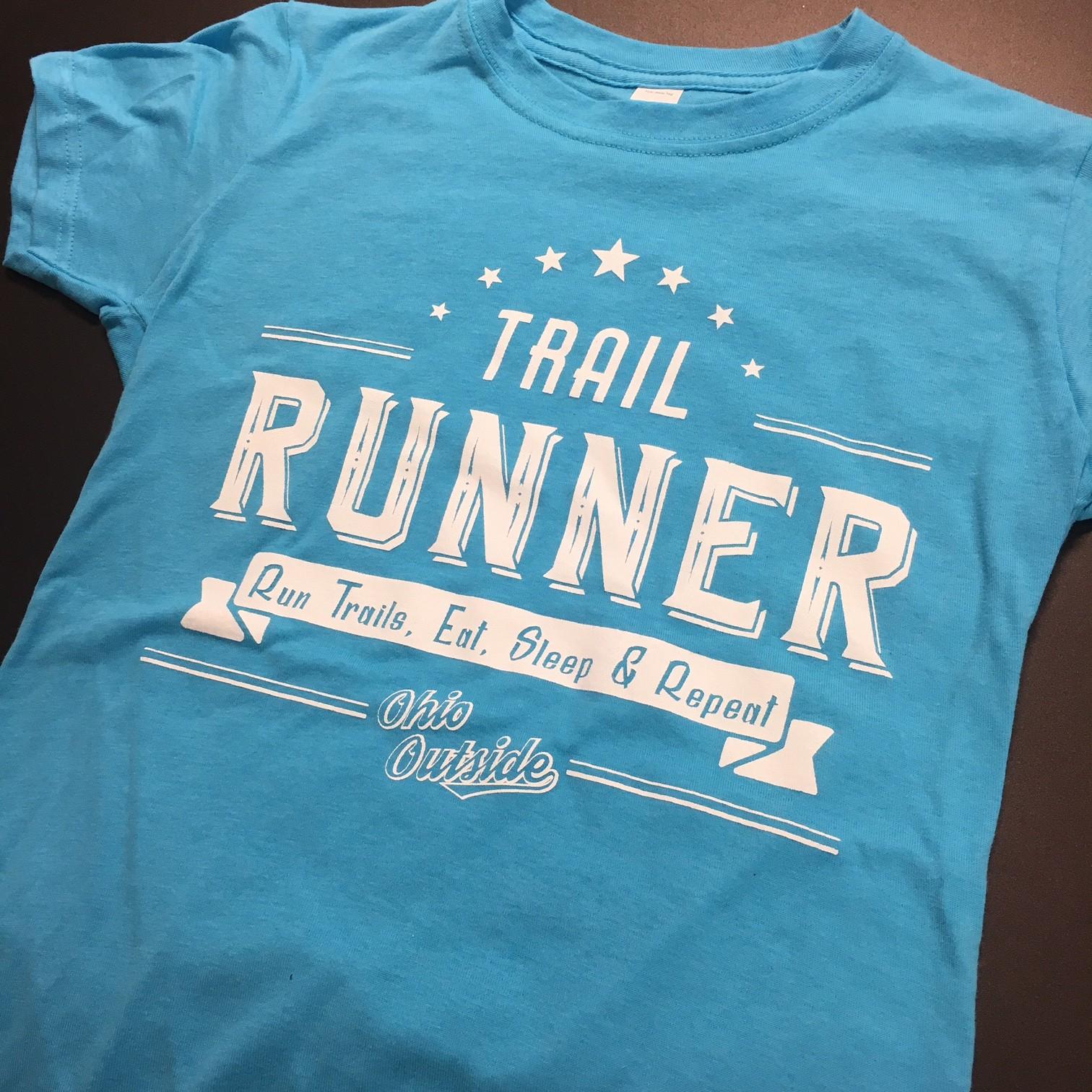 10dab563e480 Women s Ohio Outside Trail Runner Tee