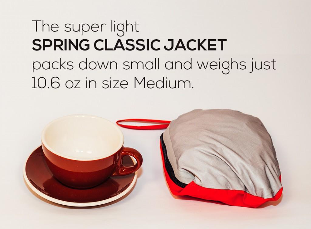 ShowersPass Spring Classic Jacket