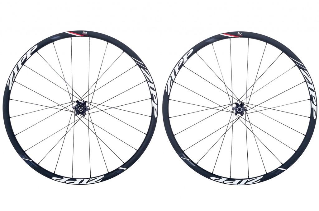 Zipp 30 Course Wheelset Review