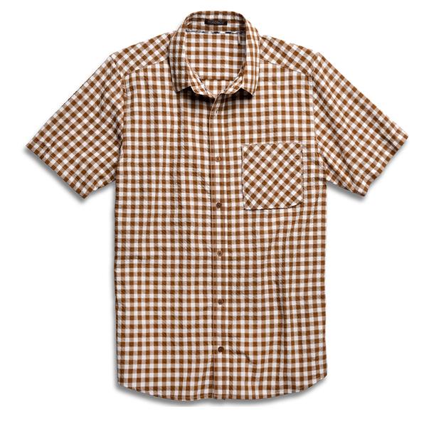 Toad&Co Mens Pilotlight SS Shirt