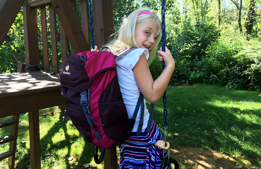 Dueter Backpack for Back to School