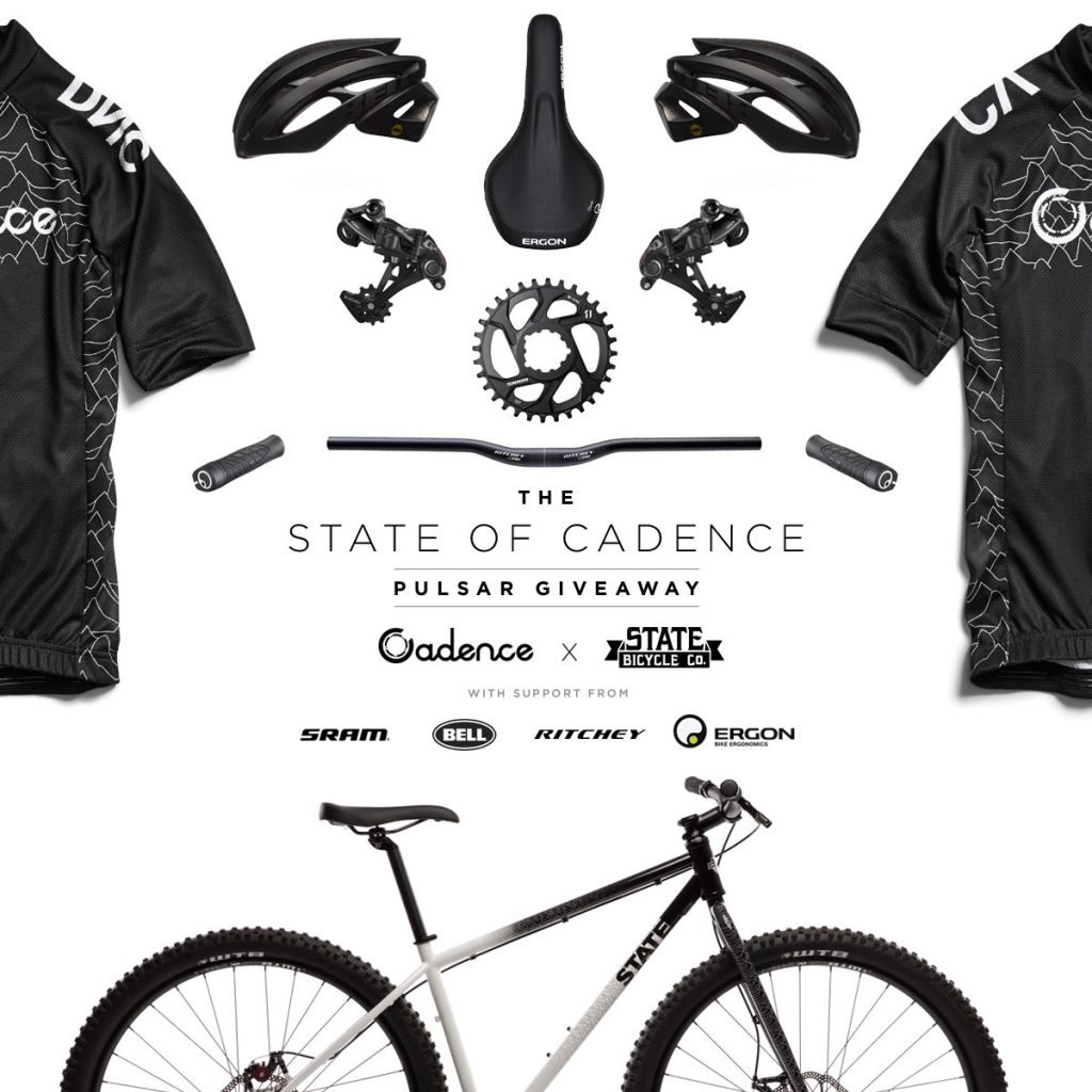Enter to Win From State Bicycles
