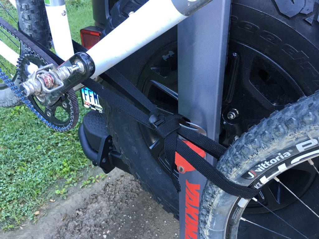 Yakima SpareRide Bike Rack