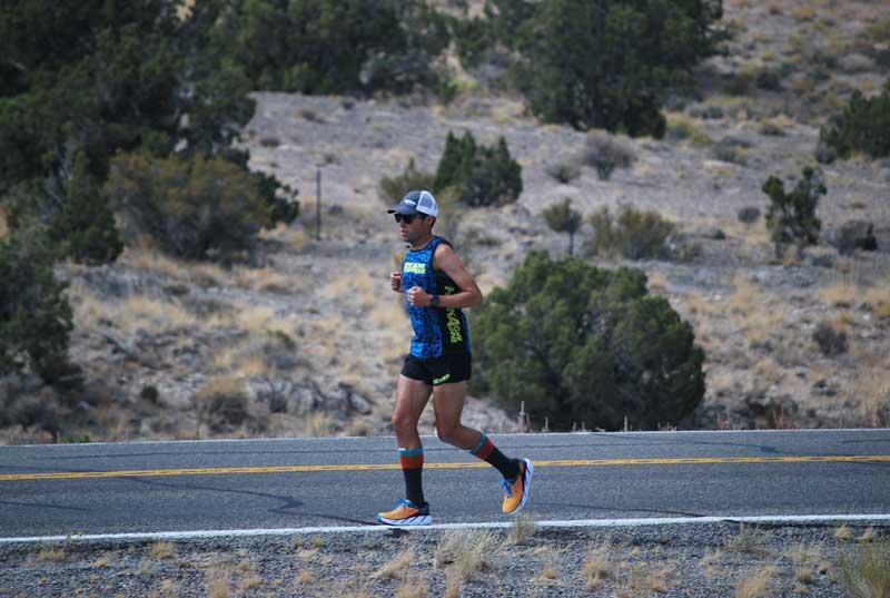 Pete Kostelnick Breaks US Transcontinental Running Record