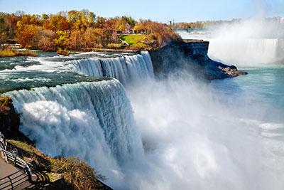 Niagara Falls Barrelman