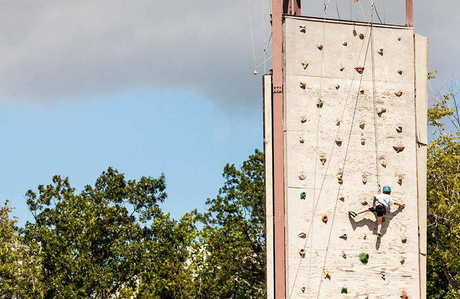 Adventure Center - Climbing Wall
