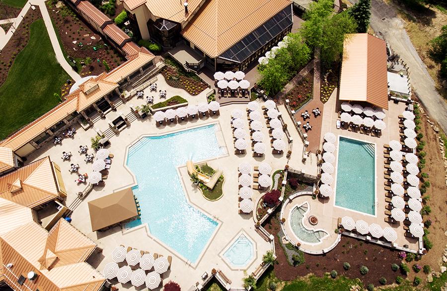 Nemacolin Summer Pools