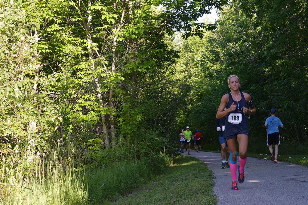 Charlevoix Marathon and Half Marathon