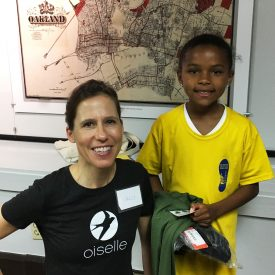 Oiselle Launches Sports Bra Donation Program For Middle School Girls In Need