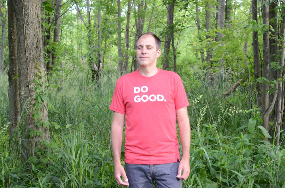 Do Good Tee from Cotopaxi