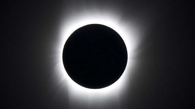 Solar Eclipse - Photo from NASA