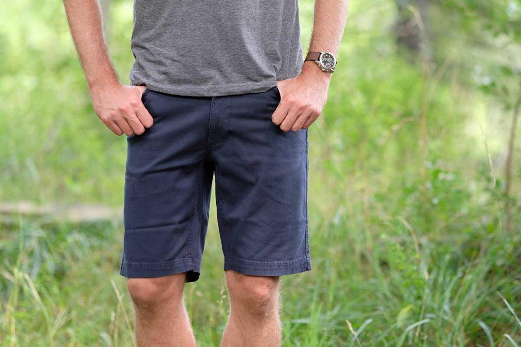 Men's Summer Shorts - Aventura /Ecoths Men's Kenzo Short