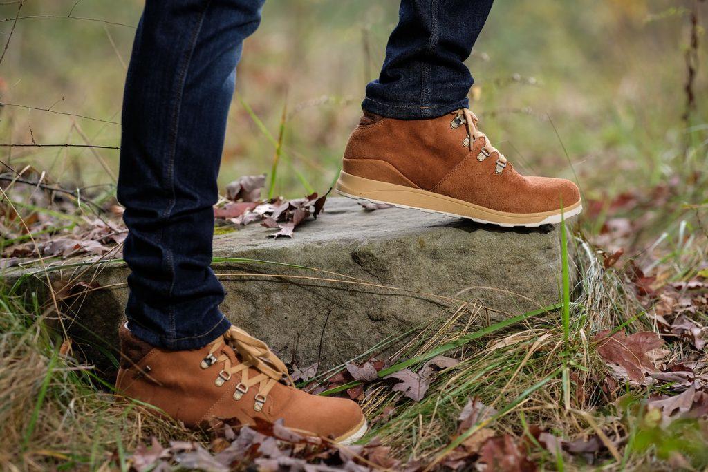 frontier waterproof hiking boot