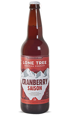 Lone Tree Cranberry Saison | Cranberry Beers