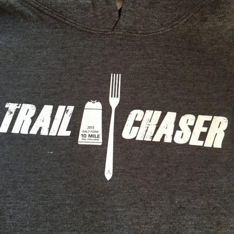 2015 Salt Fork Fall Challenge Hoodie