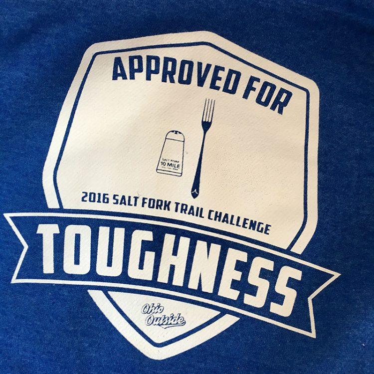 2016 Salt Fork Fall Challenge Hoodie