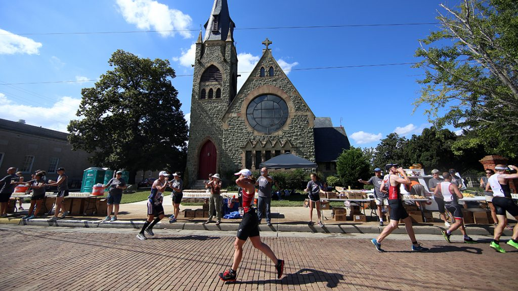 IRONMAN Maryland stole the show for Best Overall Satisfaction.