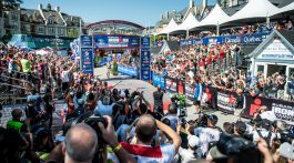 IRONMAN Mont Tremblant continues to please with Best Race Venue Experience. Photo: Nils Nilsen