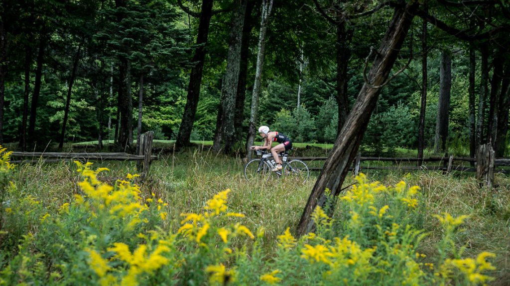 IRONMAN Mont Tremblant won for Best Overall Bike. (Photo: Nils Nilsen)
