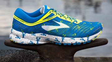 Brooks Launch 5 Boston Edition