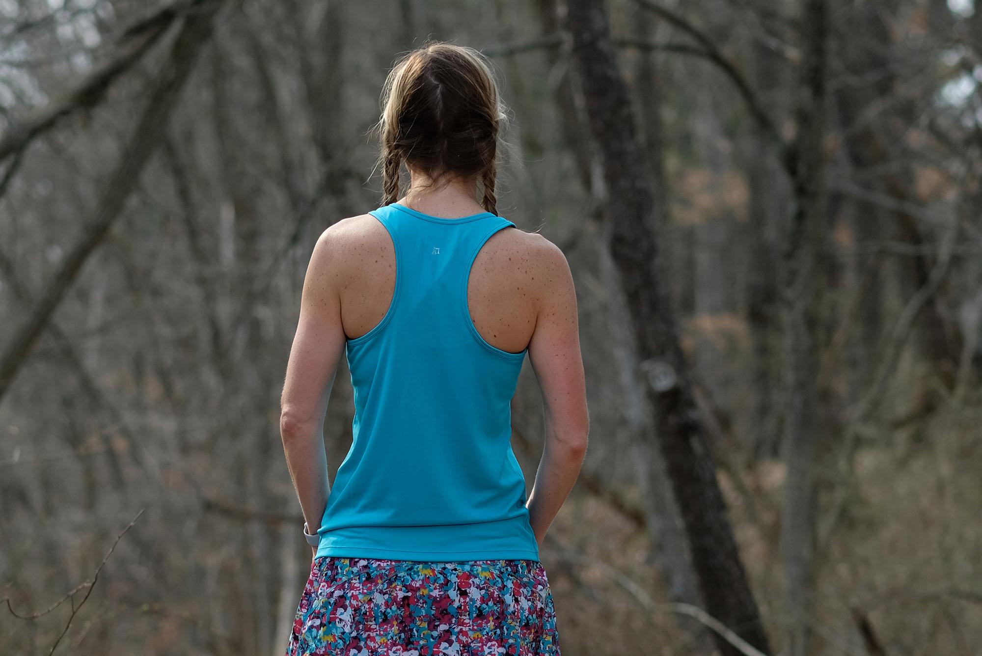 Skirt Sports Jette Women's Running Skirt and Free Flow Tank