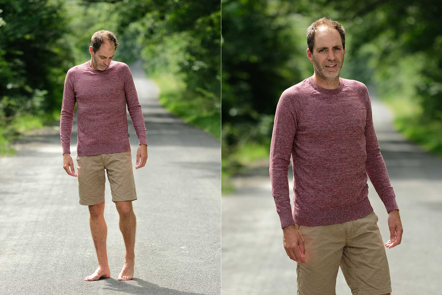 Barbour Travel Apparel | Barbour City Neuston Short and Space Dye Crew