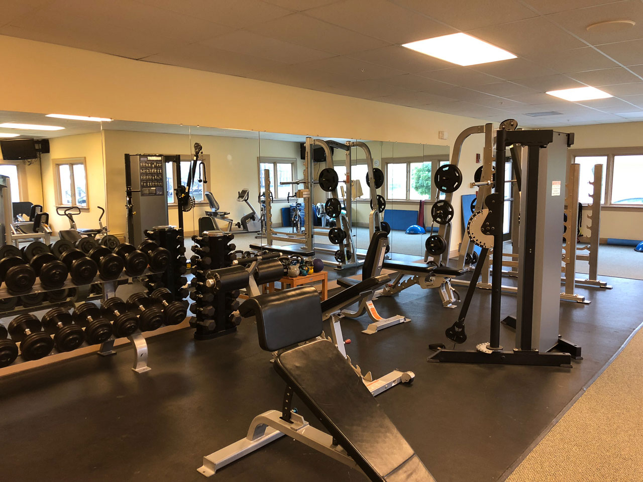 Killington Ski Resort Workout Center