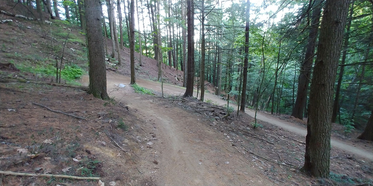 Perry Hill Mountain Bike Trails