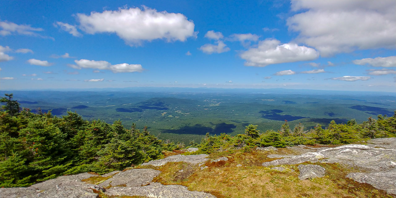 Mount Mansfield and the Stowe Mountain Resort