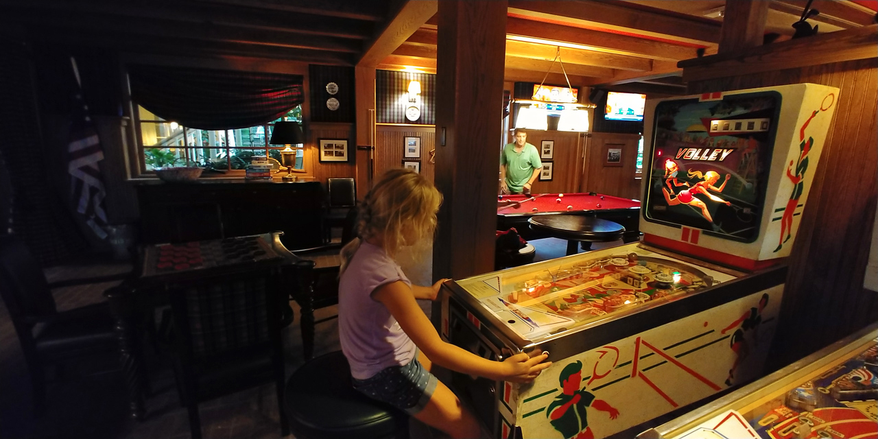 Woodstock Inn and Resort Game Room