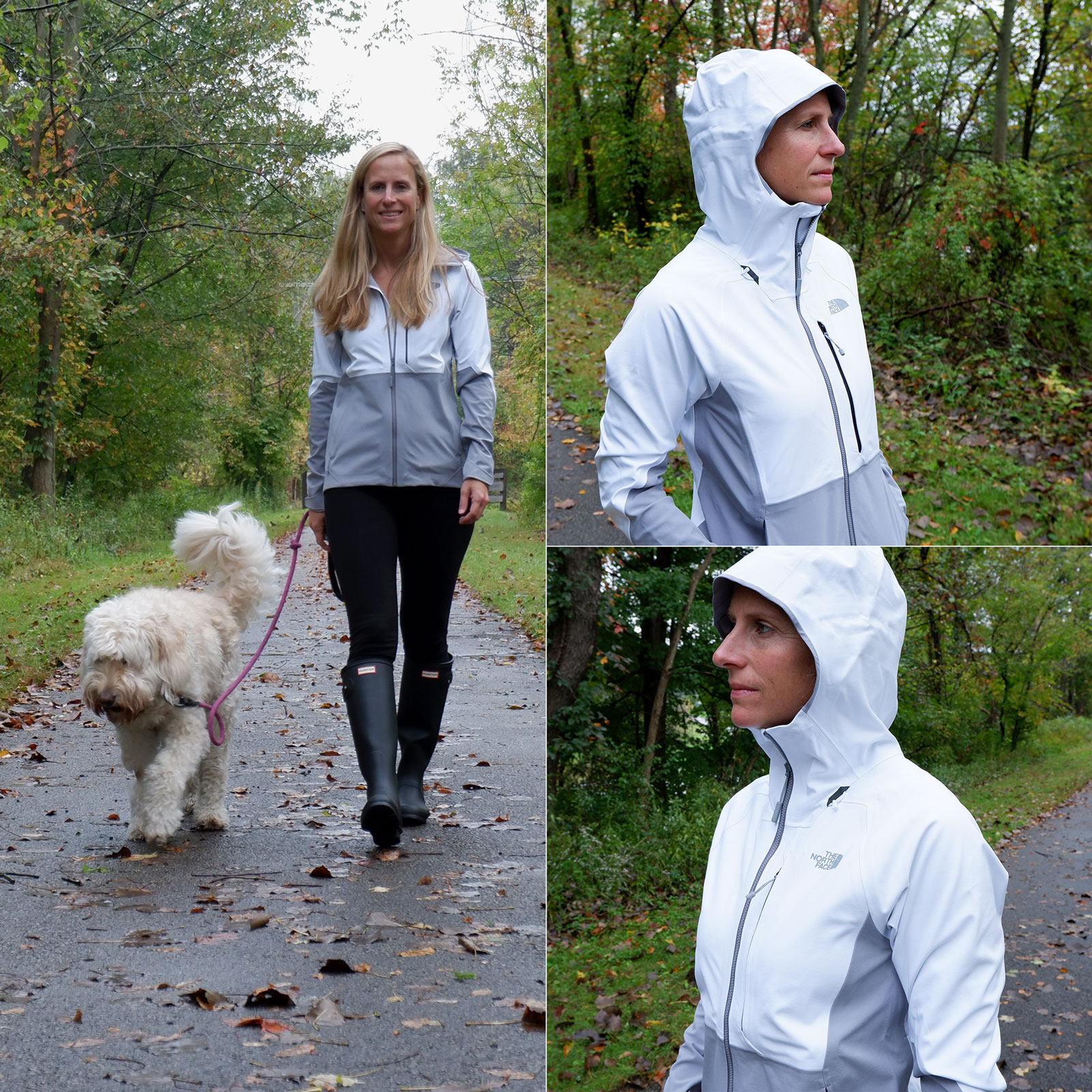 Women's Fall Rain Apparel