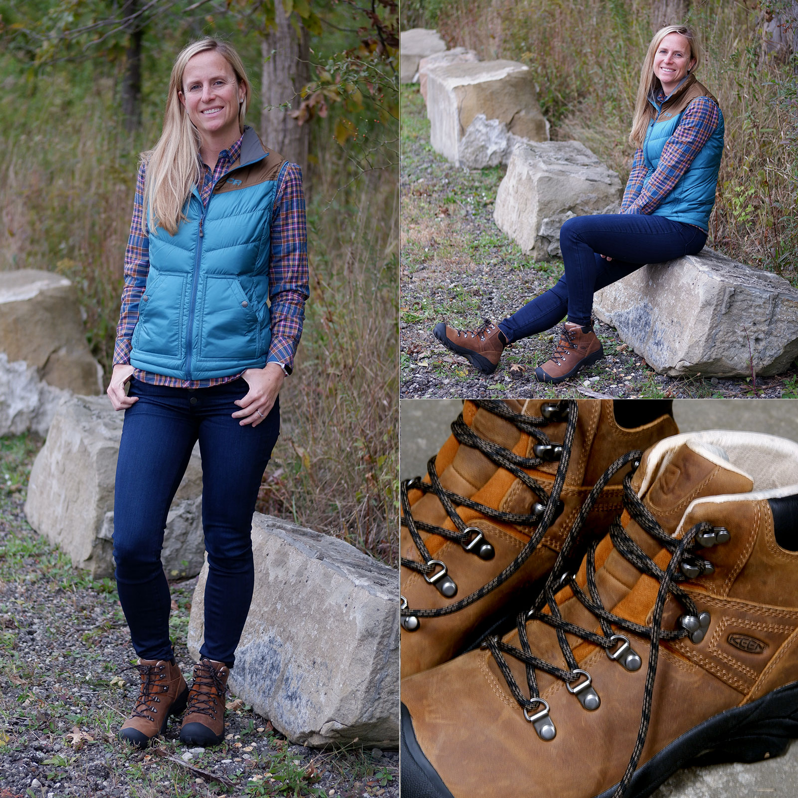 Women's Fall Hiking Apparel