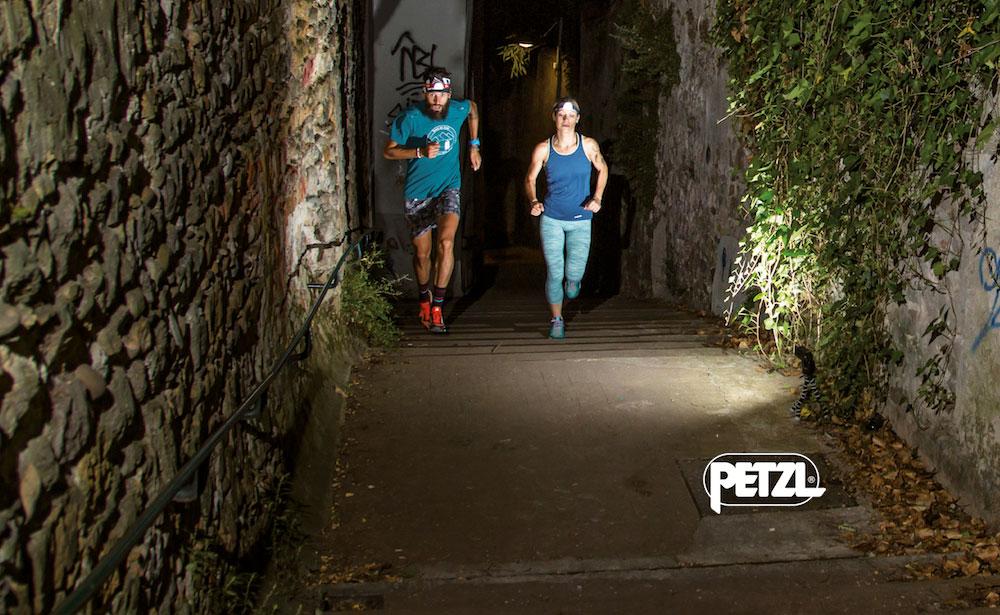 Petzl Night Running Challenge | #PetzlNightRunning