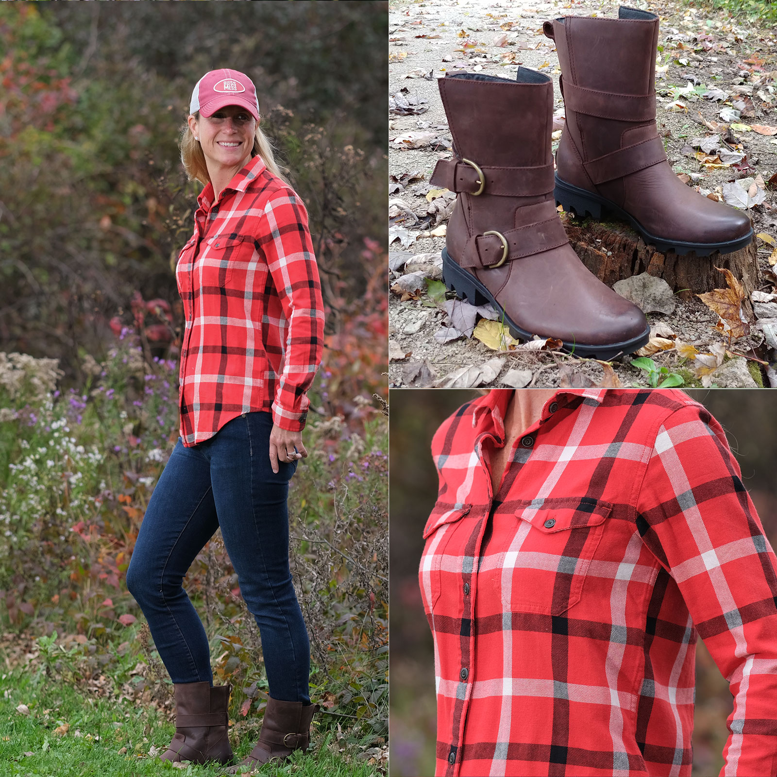 Women's Fall Camping Apparel