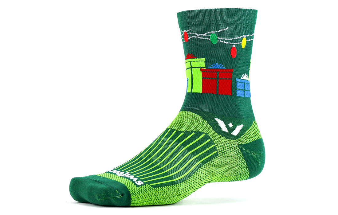 Swiftwick Ugly Sweater Sock