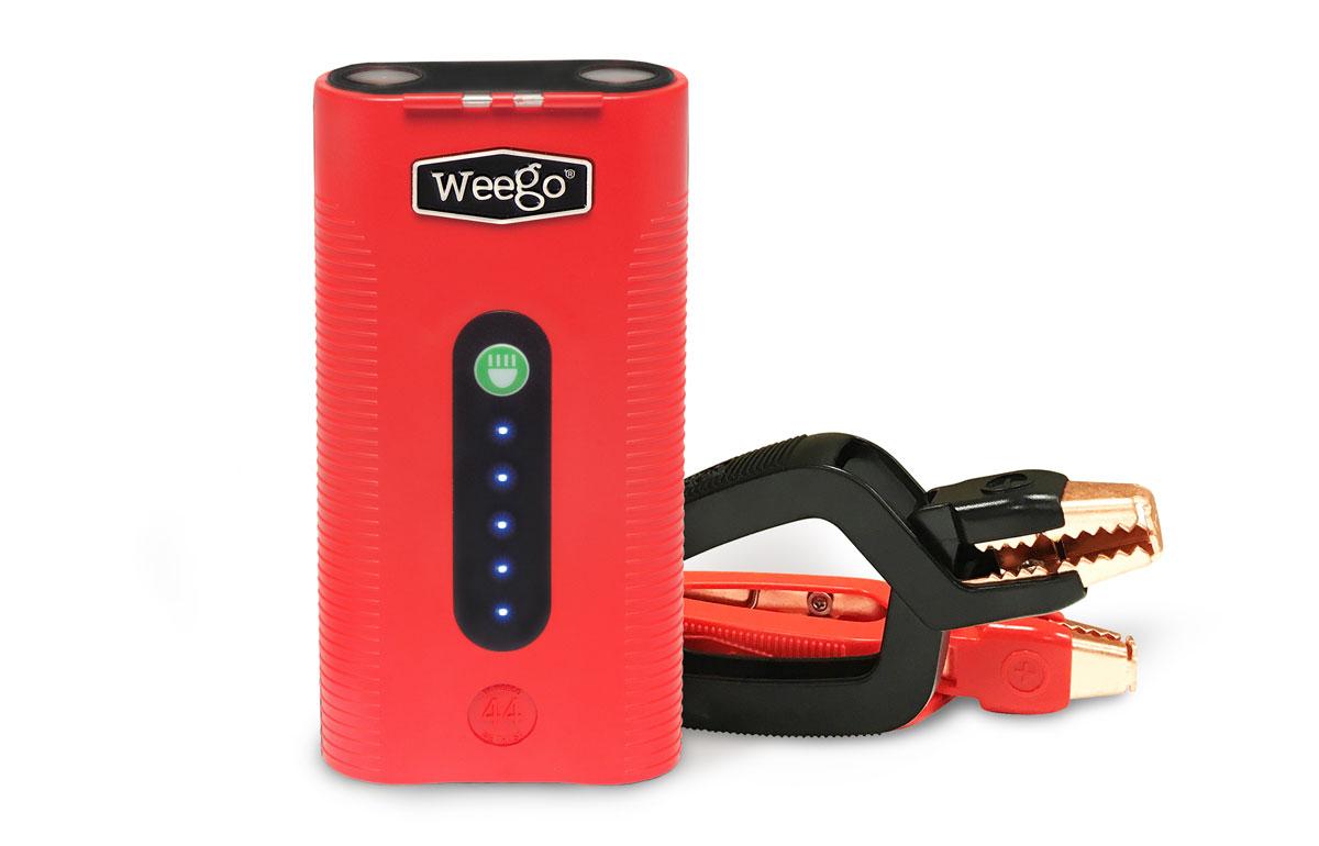 Weego Car Jump Starter