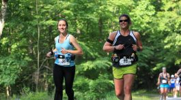 Deckers Creek Trail Half-Marathon