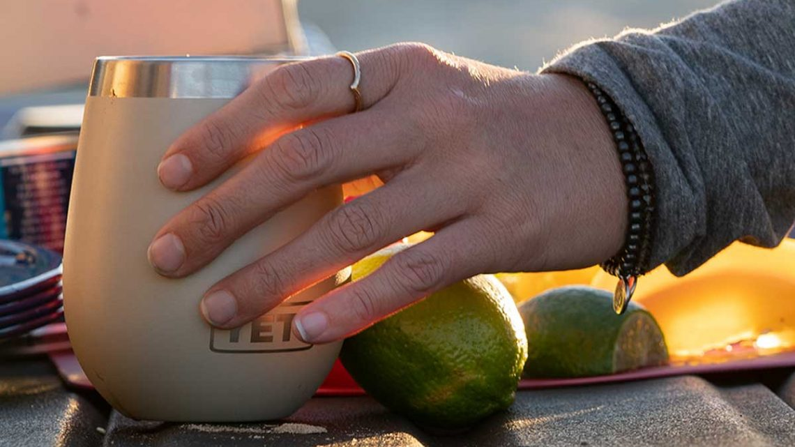 Yeti Coolers and Drink Accessories